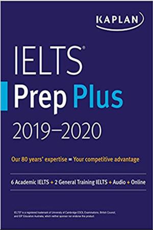 Resim IELTS Prep Plus 4e 2019-2020
