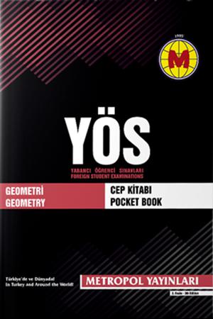 Resim YÖS Geometri Cep Kitabı