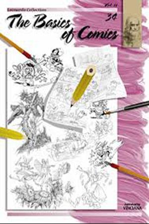 Resim The Basics of Comics Volume 2 Leonardo Collection No.34