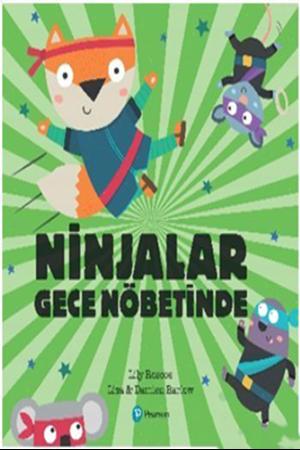 Resim Ninjalar Gece Nöbetinde