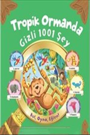 Resim Tropik Ormanda Gizli 1001 Şey