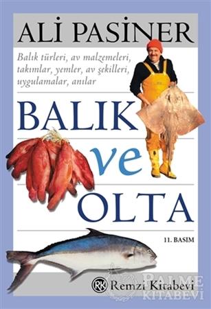 Resim Balık ve Olta