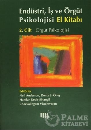 Resim Endüstri, İş ve Örgüt Psikolojisi El Kitabı 2 Cilt Takım