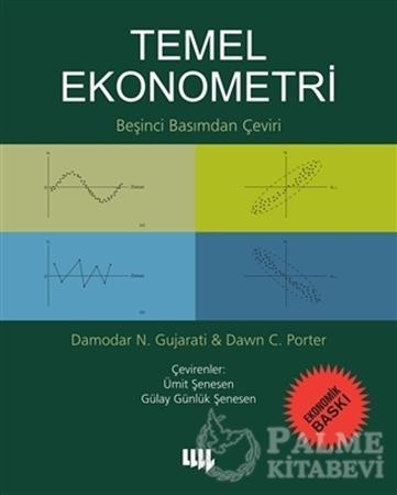 Resim Temel Ekonometri (Ekonomik Baskı)