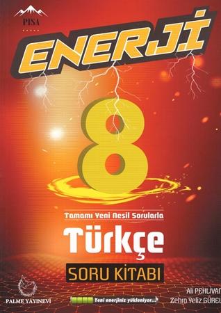 Resim 8. Sınıf Türkçe Enerji Soru Kitabı