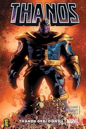 Resim Thanos 1: Thanos Geri Döndü