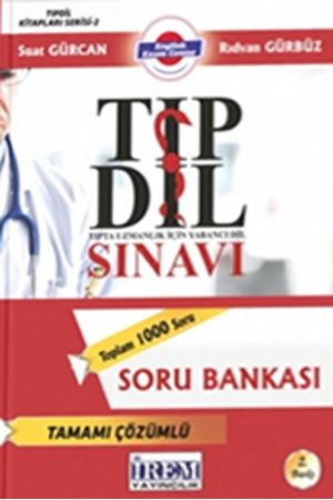 Resim Tıp Dil Sınavı Soru Bankası