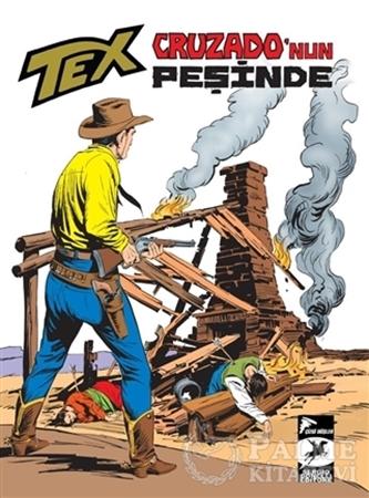 Resim Cruzado'nun Peşinde - Tex Klasik Serisi 38