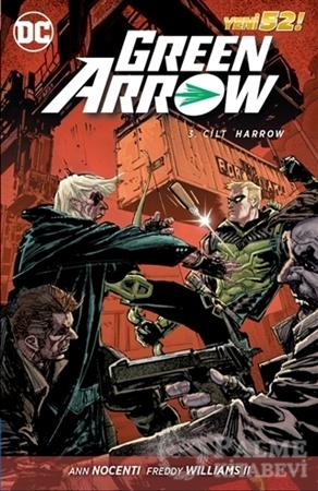 Resim Green Arrow Cilt 3