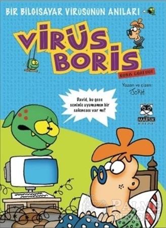 Resim Virüs Boris - Boris Görevde