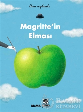 Resim Magritte'in Elması