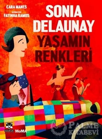 Resim Sonia Delaunay - Yaşamın Renkleri
