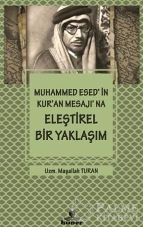 Resim Muhammed Esed'in Kur'an Mesajına Eleştirel Bir Yaklaşım