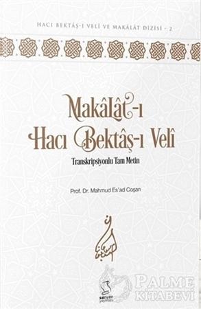 Resim Makalat-ı Hacı Bektaş-ı Veli