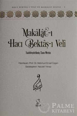 Resim Makalat-ı Hacı Bektaş-ı Veli (Sadeleştirilmiş Tam Metin)