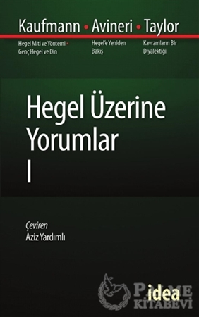 Resim Hegel Üzerine Yorumlar 1