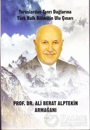 Resim Prof. Dr. Ali Berat Alptekin Armağanı