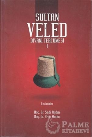 Resim Sultan Veled Divanı Tercümesi (2 Kitap Takım)