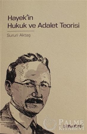 Resim Hayek'in Hukuk ve Adalet Teorisi