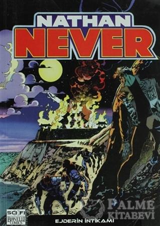 Resim Nathan Never Serisi 4  - Ejderin İntikamı