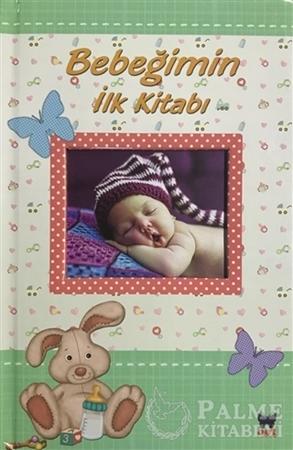 Resim Bebeğimin İlk Kitabı