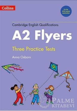 Resim Cambridge English Flyers +MP3 CD (Three Practice Tests)