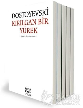 Resim Dostoyevski Seti (5 Kitap)