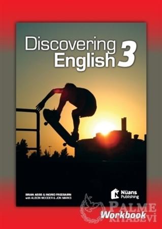 Resim Discovering English 3 (Workbook)