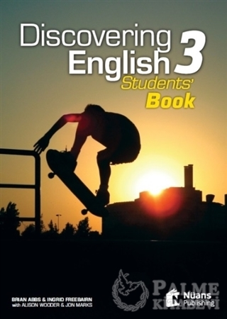 Resim Discovering English 3 (Students' Book)