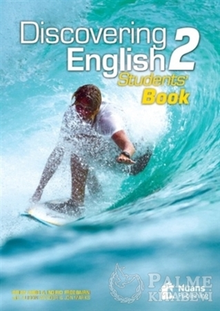 Resim Discovering English 2 (Students' Book)