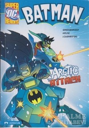 Resim Batman - Arctic Attack