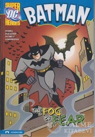 Resim Batman - The Fog of Fear