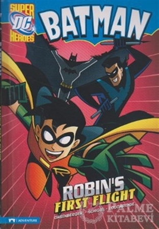 Resim Batman - Robin's First Flight