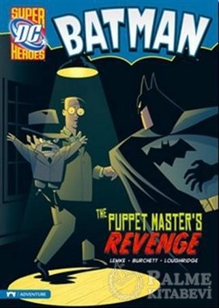 Resim Batman - The Puppet Master's Revenge