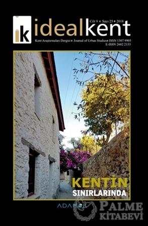 Resim İdeal Kent - Kent Araştırmaları Dergisi Sayı: 25