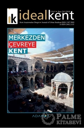 Resim İdeal Kent - Kent Araştırmaları Dergisi Sayı: 24