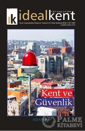 Resim İdeal Kent - Kent Araştırmaları Dergisi Sayı: 23