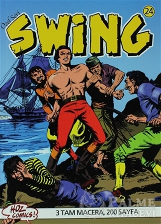 Resim Özel Seri Swing 24