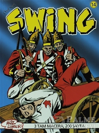 Resim Özel Seri Swing 14