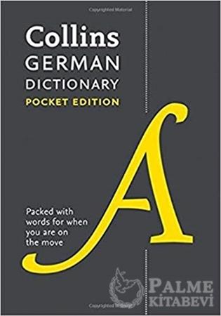 Resim German Dictionary Pocket Edition
