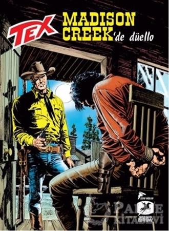 Resim Tex Yeni 37 - Madison Creek'te Düello - Jethro!