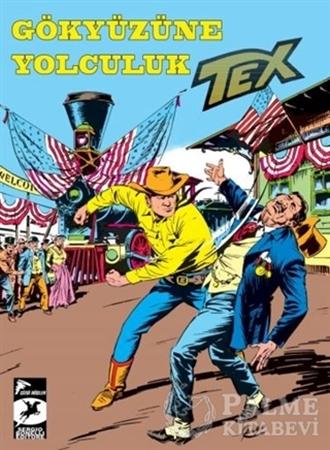 Resim Tex Klasik Seri 45 - Gökyüzüne Yolculuk - Ölüme Atlayış