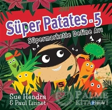 Resim Süpermarkette Define Avı - Süper Patates 5