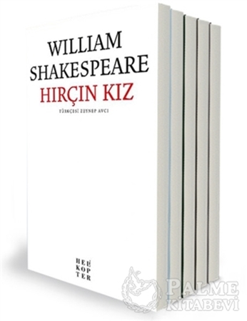 Resim Shakespeare Seti (5 Kitap Takım)