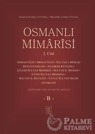 Resim Osmanlı Mimarisi 2. Cilt - B
