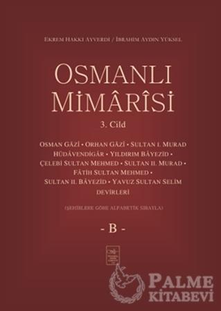 Resim Osmanlı Mimarisi 3. Cilt - B
