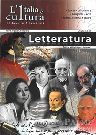 Resim L'Italia e Cultura: Letteratura