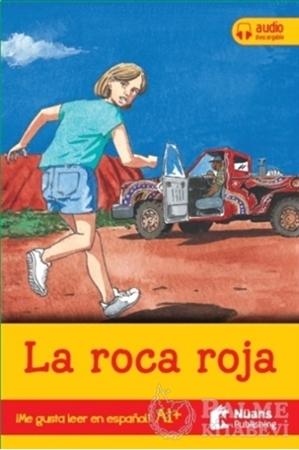 Resim La Roca Roja +Audio Descargable A1+ (Me Gusta Leer En Espanol!)