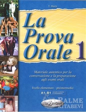 Resim La Prova Orale 1 (İtalyanca Temel Seviye Konuşma)