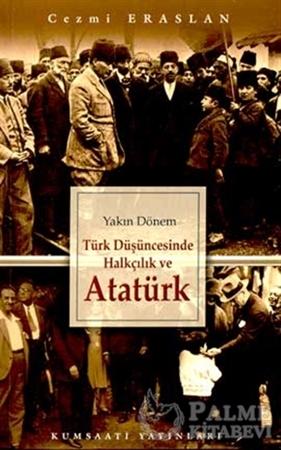 Resim Türk Düşüncesinde Halkçılık ve Atatürk